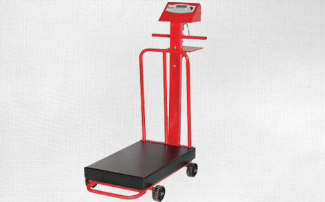 Electronic Trolley Weighing Scales